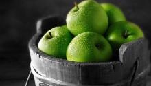 Яблоки и инфаркт