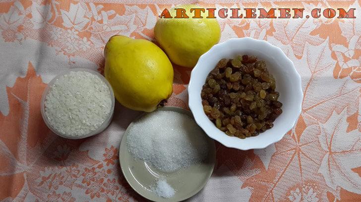айва продукты