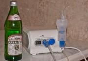Какая минеральная вода для ингаляций небулайзером для детей