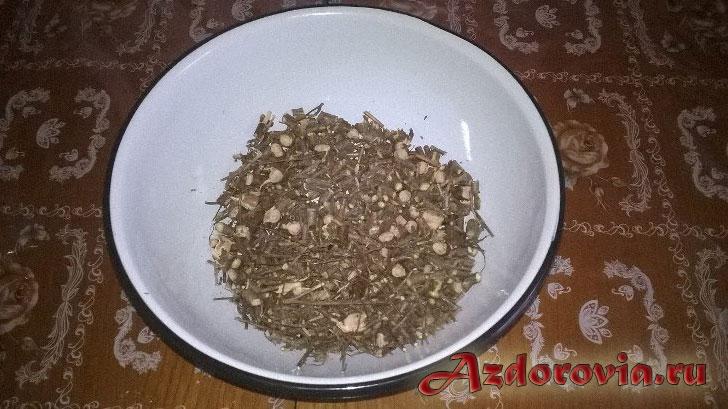 корни смородины отвар