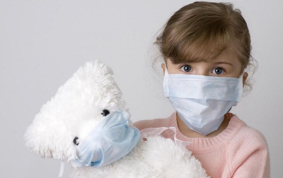 Грипп у ребенка: чем лечить