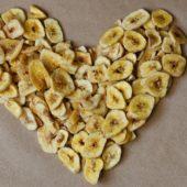 Банановые чипсы - состав, калорийность и рецепты приготовления